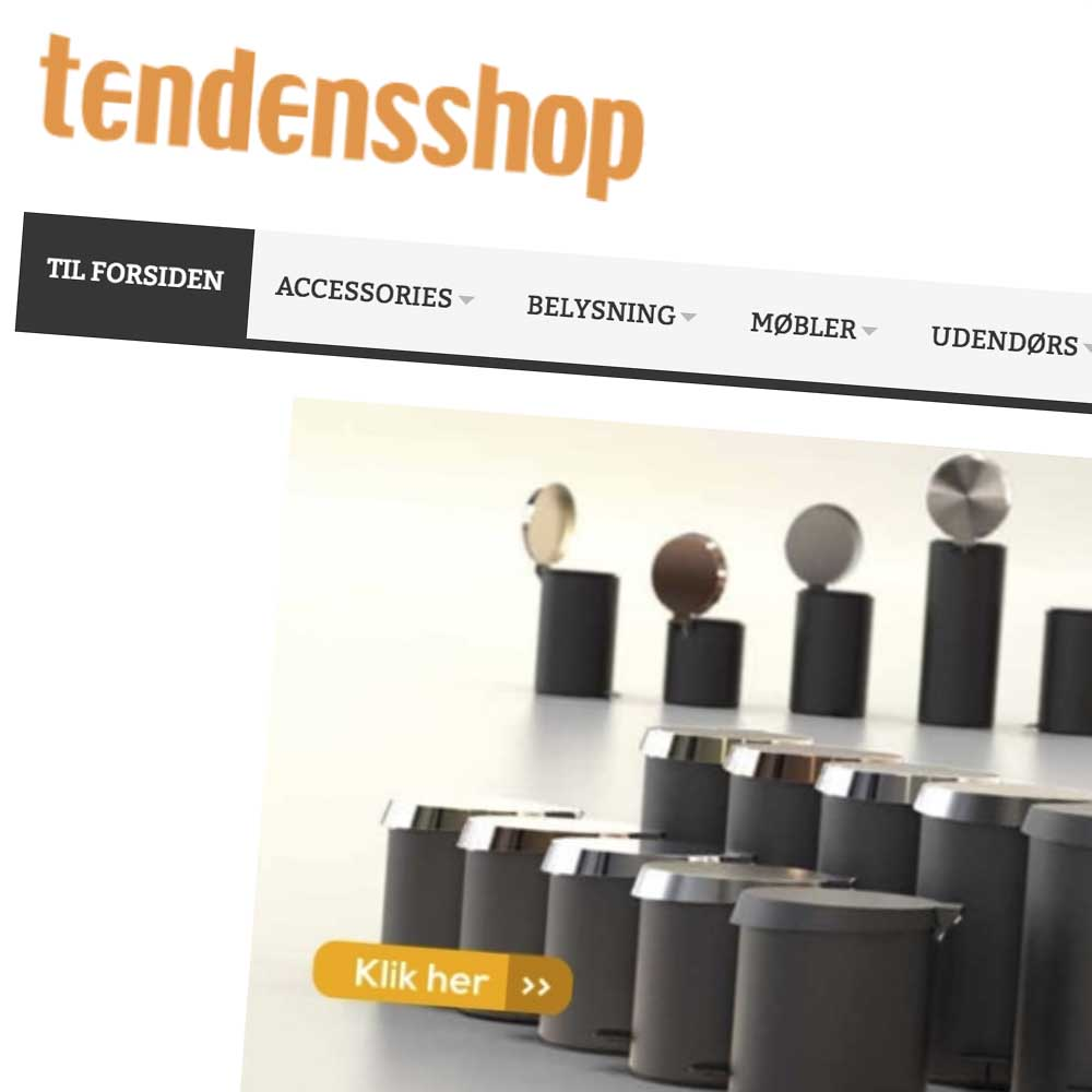 Tendensshop